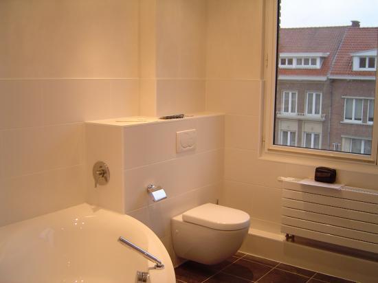 Aménagement complet d'une salle de bain à Laeken
